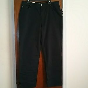 Lauren Jeans Co. Classic Fit Jeans